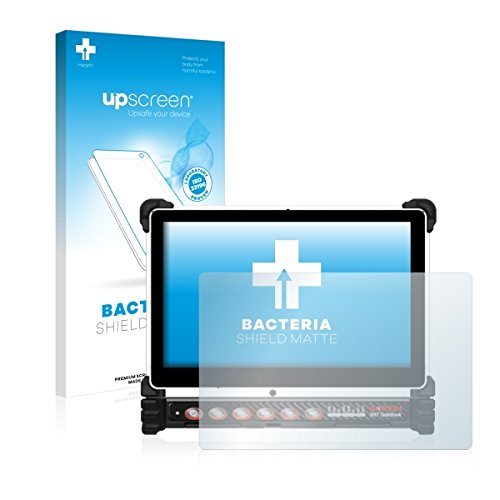 upscreen Bacteria Shield Matte Displayschutz Schutzfolie für Soredi SH7 TaskBook (antibakterieller Schutz, matt - entspiegelt)