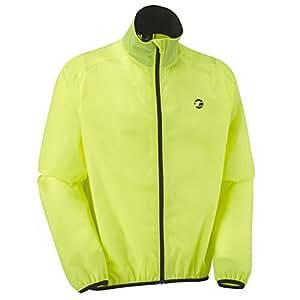 Tenn Unisex Airflow Jacket - Hi-Viz Yellow - XS