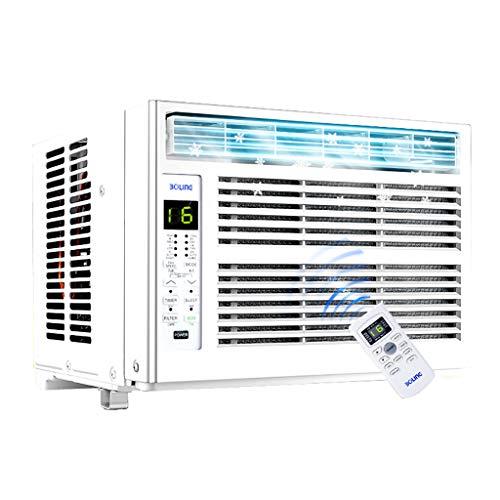 Fensterklimaanlage, fenstermontierte Mini-Kompaktklimaanlage mit Fernbedienung (Kühl-, Luftentfeuchter- und Lüfterfunktionen)