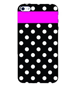GADGET LOOKS PRINTED BACK COVER FOR APPLE IPHONE 5 MULTICOLOR