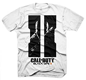 T-Shirt 'Call of Duty : Black Ops 2' - Number II - Taille S