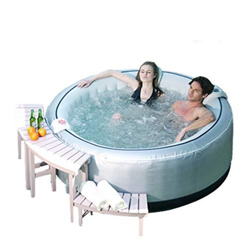 Cxmm Aufblasbare Badewanne mit luxuriöser kreisförmiger aufblasbarer Badewanne
