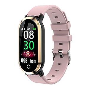 A-Artist Sportuhr Bluetooth Smartwatch Fitness Uhr Smartes Armband Fitness Tracker Smart Watch Allround-multisportuhr mit Schrittzähler Pulsuhr iOS und Android Watch
