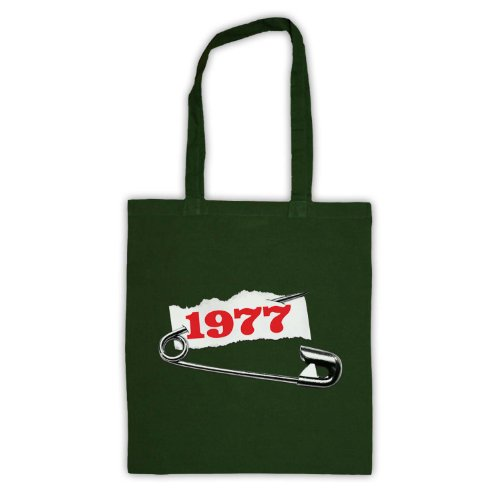 My Icon Art & Clothing , Borsa da spiaggia  Uomo-Donna Verde scuro