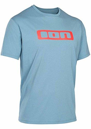 Ion T-Shirt Logo Blau Gr. XL