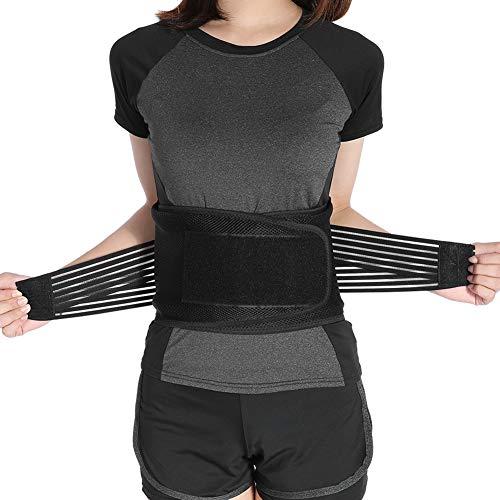 Cinturón soporte lumbar espalda alivio dolor espalda