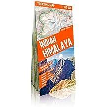 Indian Himalaya 1/350.000