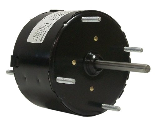 Fasco D541 3.3-Inch Diameter Shaded Pole Motor, 1/100 HP, 115 Volts, 1500 RPM, 1 Speed, 0.6 Amps, CCW Rotation, Sleeve Bearing by Fasco -