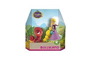 Bullyland-b13463-Figura coiffée-Princesa Rapunzel Disney