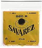 Savarez 520R  - Juego cuerdas para guitarra cl�sica
