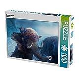 CALVENDO Puzzle Grenzgänger 1000 Teile Lege-Größe 64 x 48 cm Foto-Puzzle Bild von Frank Melech