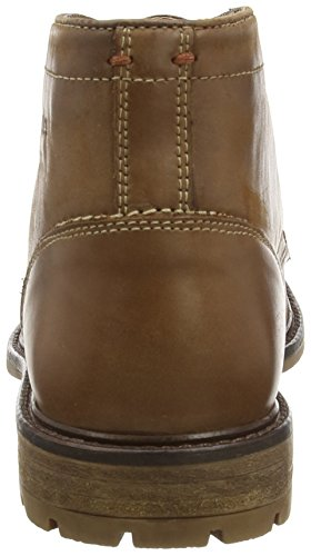 Hush Puppies Benson Rigby, Boots homme Brown (Tan Leather)