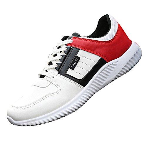 Zapatillas De Deporte Low-top Sports Sneakers Zapatillas De Correr Outdoor Red