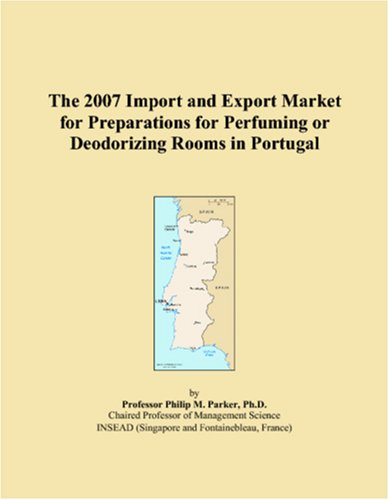 The 2007 Import and Export Market for Preparations for Perfuming or Deodorizing Rooms in Portugal