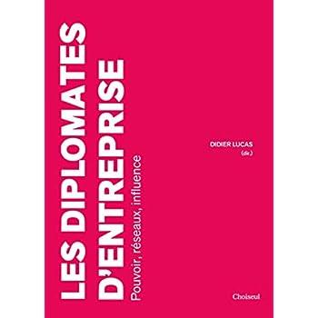 Les diplomates d'entreprise : Pouvoir, réseaux, influence