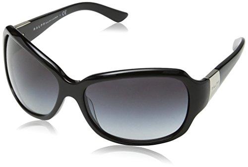Ralph Lauren Purple Label Damen RA5005 501/11 Sonnenbrille, Schwarz (Black), One size (Herstellergröße: 60)