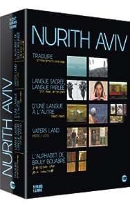 Coffret Nurith Aviv / Nurit Aviv Collection - 3-DVD Box Set ( D'une langue à l'autre (Misafa Lesafa) / Vaters Land (Perte) / Langue sacrée, langue parlée / Traduire ) ( From Language to Language / Loss / Sacred Language, Spoken Language / T