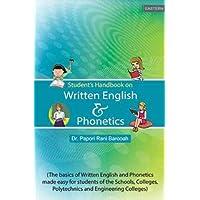 Student's Handbook on Written English & Phonetics