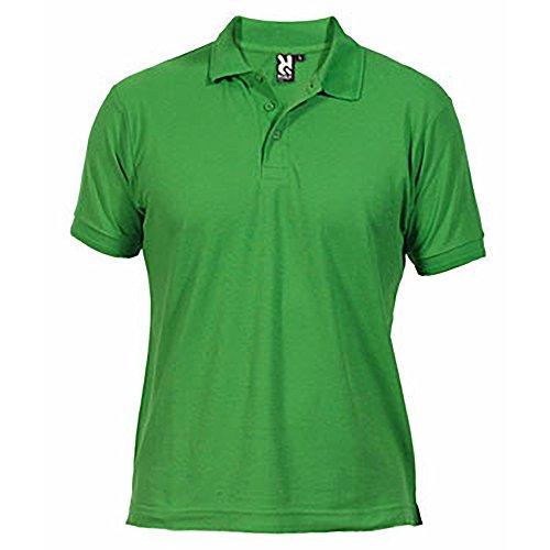 POLO PEGASO Herren Poloshirt Grasgrün