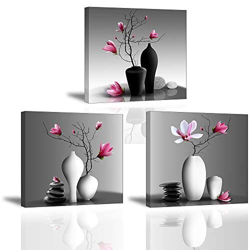 Piy Painting Cuadro Lienzo Orquidea Elegante La Flor
