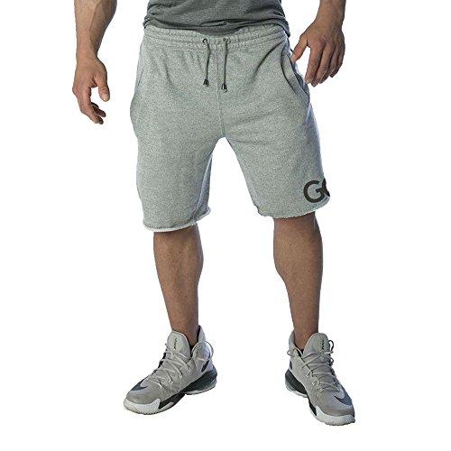 GYMCODES Shorts Herren | Kurze Hose für Sport Fitness Bodybuilding & Freizeit | Jogginghose - Sporthose - Trainingshose - Jogger - Sweatpants | Classic Air