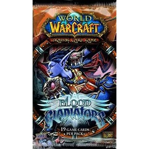 World of Warcraft Sangre de gladiadores Booster Box, Trading Cards