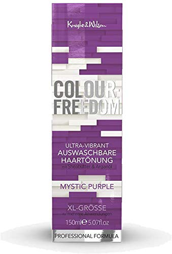 Colour-Freedom Ultra-Vibrant Mystic Purple XL 150 ml auswaschbare Haartönung