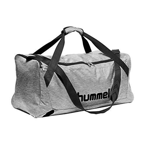 hummel CORE Sports Bag - Sporttasche Tasche, Grau Melange, L