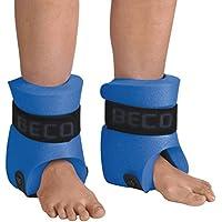 BECO Beinschwimmer Paar Auftriebshilfen Aqua Jogging Hilfe Training blau preisvergleich bei fajdalomcsillapitas.eu