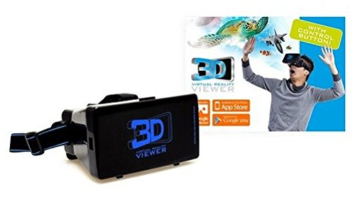 Toi-Toys 3D Brille Virtual Reality VR IOS iPhone Android Smartphone Handy App