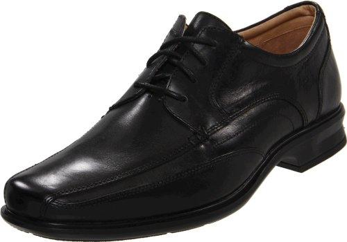 Clarks Verro réel Oxford Black