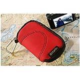 Vantage NC 3 pour Appareil photo 105 x 70 x 30 mm en néoprène Ultra-souple Rouge