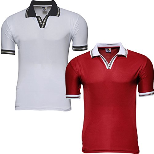 TSX Men's Dryfit T-shirt- Pack of 2  available at amazon for Rs.299