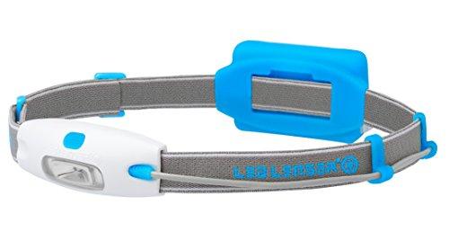 LED Lenser  Stirnlampe Stirnlampe-6110, Blau, 1, 6110