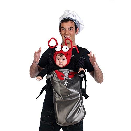 Hummer Baby Kostüme (Limit Sport Tragetaschenbezug Hummer Chef 's Hat Eine)