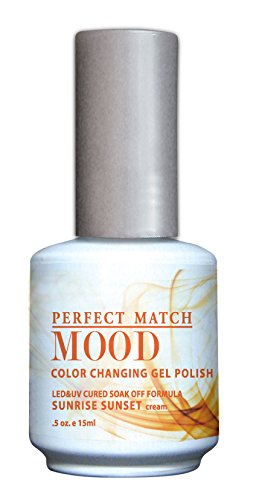 LeChat Perfect Match Mood Vernis à Ongles Sunrise Sunset