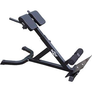 Hyperextension Rückentrainer Von MAXXUS – Rückenstrecker Für Gesundes Training