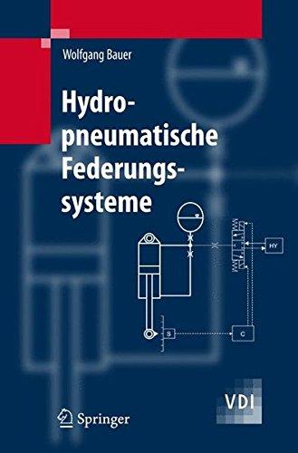 Hydropneumatische Federungssysteme (VDI-Buch)