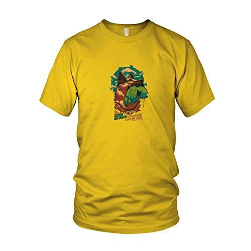 Planet Nerd Super Mutant Dog - Herren T-Shirt, -