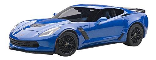 AUTOart - 71265 - Chevrolet Corvette C7 Z06 - 2015 - Echelle 1/18 - Bleu
