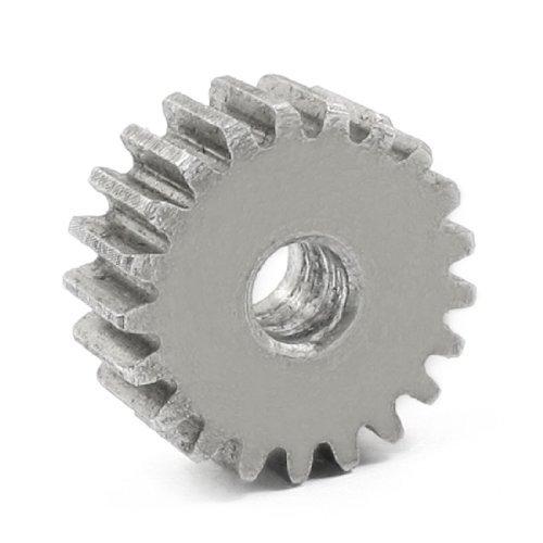 6 mm Lochdurchmesser 21 Zähne Metal Gear Rad für elektrische Maschine