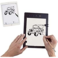 iskn The Slate 2+ Grafik Tablet Papier Stifte