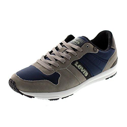 Levi's S Shoes - Baylor 227240-1920-55 - Regular Grey, Tamaño:EUR 43