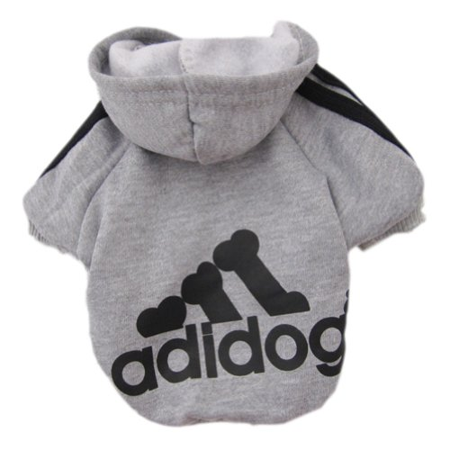zehui-pet-dog-cat-sweater-puppy-t-shirt-warm-hoodies-coat-clothes-apparel-grey-xl-by-zehui