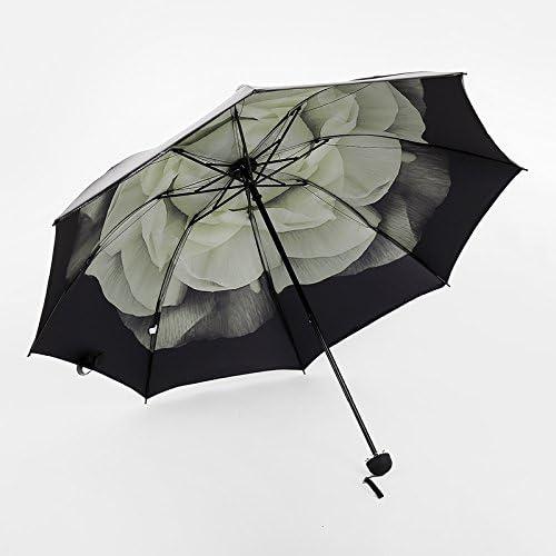 ZQ@QX Ombrelloni, Ombrelloni, Ombrelloni, ombrello pieghevole ,bianca | Specifica completa  | Prezzo Ragionevole  abc9dd