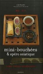 Mini-bouchées et apéro asiatique