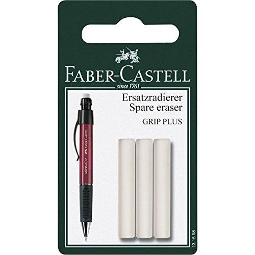 0.7 (Faber-Castell 131598 - Ersatzradierer für Druckbleistift Grip Plus)