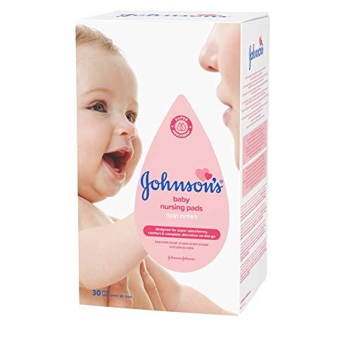 Johnson's Baby Coussinets d'allaitement Coussinets (total de 60/2 boîtes)