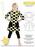 MAGAM-Stoffe ''Kleid'' Schnittmuster für Kinder | Gr. 56-146cm | inkl. Aufnäher ''Enno'' | 5x0010