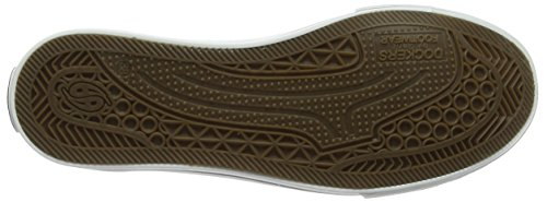 Dockers by Gerli Damen 36ur202 Sneakers Grau (hellgrau 210)